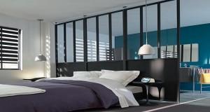 Cloison amovible pour optimiser son espace int rieur - Cloison amovible style atelier ...
