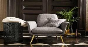 Le fauteuil se renouvelle dans le catalogue La Redoute déco automne-hiver 2016. Fauteuil vintage, design, club, de gris à jaune moutarde, faites votre choix dans notre sélection.