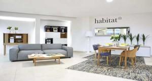 Habitat crée l'évènement avec Habitat Pop, un magasin vrai catalogue vivant d'inspiration déco.Un pop up store remplit de meubles et objetsdesign et vintage mis en situation pour donner des idées tendances pour la maison