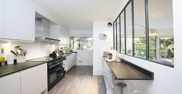Amenagement interieur maison en longueur for Amenagement pour cuisine