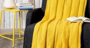 Plaid maisons du monde et autres douceurs pour l hiver for Jete de canape ikea