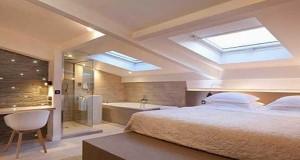 Chambre parentale blanche epure tres tendance zen et douceur for Quelle couleur pour une chambre adulte romantique