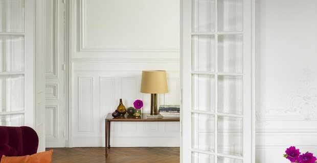 Comment choisir une peinture blanche et sa nuance - Peinture blanche pour mur interieur ...