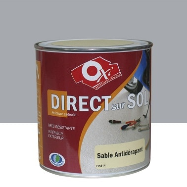 Peinture antid rapante pour escalier et carrelage deco cool for Vernis beton leroy merlin
