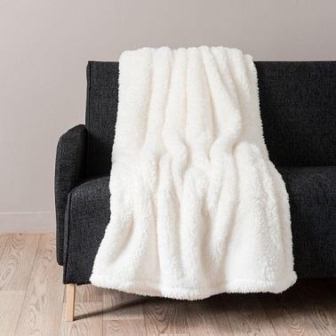 plaid maisons du monde et autres douceurs pour l hiver. Black Bedroom Furniture Sets. Home Design Ideas