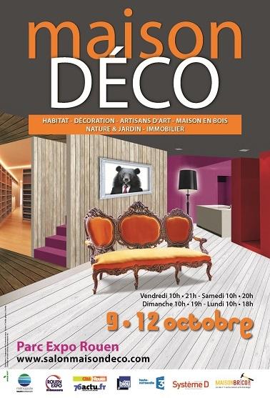 Le salon Maison Déco ouvre ses portes pour une édition 2015 riche en nouveautés. Construire, aménager, décorer des spécialistes répondront à toutes les questions maison.