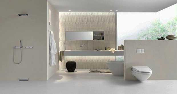20 salles de bain design la d co epur e et tendance. Black Bedroom Furniture Sets. Home Design Ideas