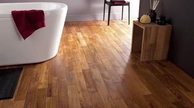 Parquet pour salle de bain les 5 conseils d co cool for Parquet en bambou pour salle de bain