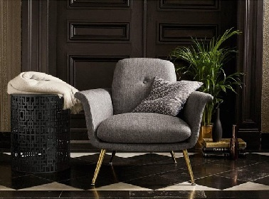 fauteuil la redoute nouveaut s du catalogue 2015 2016. Black Bedroom Furniture Sets. Home Design Ideas