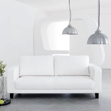 un petit canape 2 places blanc maisons du monde Résultat Supérieur 49 Superbe Petit Canape Fixe 2 Places Image 2017 Gst3