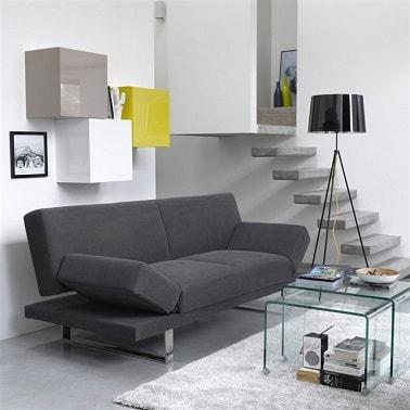 Petits canap s craquants pour studio et petit salon for Quel canape choisir pour un petit salon