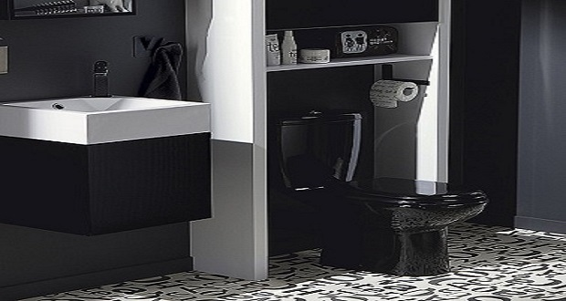 wc noir d co leroy merlin. Black Bedroom Furniture Sets. Home Design Ideas