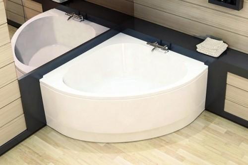 Baignoire d angle moderne jacob delafon chez aubade - Repeindre une baignoire ...