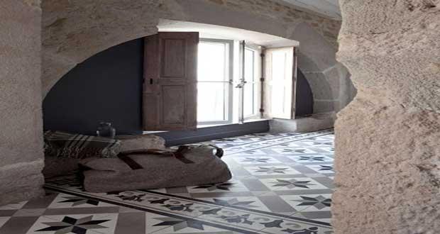 carreaux de ciment la tendance d co carrelage sol et mural. Black Bedroom Furniture Sets. Home Design Ideas