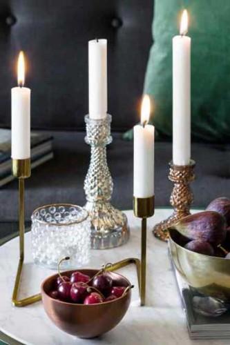 Bougeoirs, vase, nappe, vaisselle... H&M home ouvre deux magasins dédiés à la déco de la table de Noël et de la maison à Paris. 2 adresses pour les fans de déco