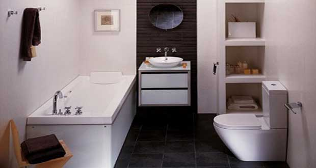 d co petite salle de bain avec baignoire. Black Bedroom Furniture Sets. Home Design Ideas