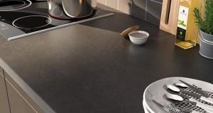 de quoi faire la cuisine en toute quitude plan de travail bton time 280x62cm paisseur 38mm 4995 euros castorama - Plan De Travail En Carrelage Pour Cuisine