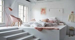 Dans la palette de couleurs chambre favorisant la détente et le repos, les neutres de blanc à gris, les naturelles, lin, beige et la gamme des bleus sont idéales pour cocooner la déco d'une chambre adulte ou parentale. Voici des photos de chambres pour déterminer quelle couleur inspirera vos nuits.