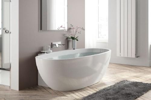 une baignoire ilot pour petite salle de bain aquarine. Black Bedroom Furniture Sets. Home Design Ideas