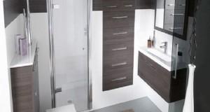 Petite salle de bain hyper bien am nag e deco cool - Agencement petite salle de bain ...