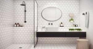 Etroite, en longueur, la petite salle de bain requière des solutions gain de place pour parfaire son aménagement. Avec douche ou petite baignoire, déco moderne ou zen, 12 photosqui prouvent que même petite la salle de bain à tout d'une grande.