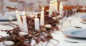 L'heure de dresser unebelle table de Noël arrive. Couleur déco, centre de table, nappe, pliage de serviette, 6 astuces pour créerunetable de Noël de rêve