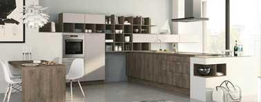 ambiance zen dans cette cuisine am ricaine blanche. Black Bedroom Furniture Sets. Home Design Ideas