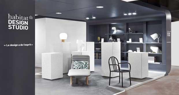 Un nouveau pop-up store Habitat s'ouvre au centre de Paris : lampes, bougies, vaisselles, découvrez y tout l'univers de la décoration design à la française