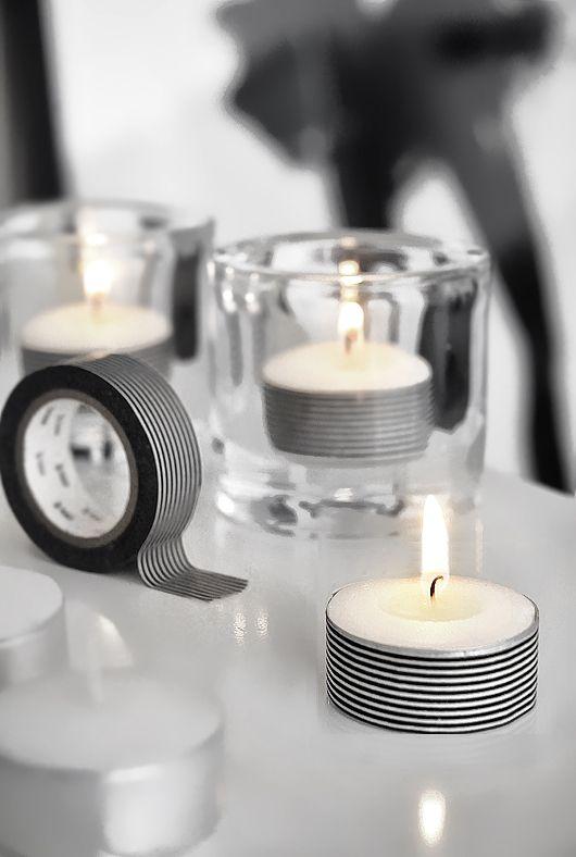 une ambiance festive et scintillante à Noël, déposez des bougies ...