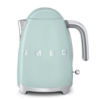 Une bouilloire qu'on ne voudra plus ranger et qui restera sur le comptoir de la cuisine grâce à son aspect design et tendance