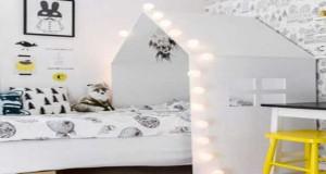 Envie d'une chambre de petite fille au top de la déco ? Tête de lit rigolote, peinture et couleurs pastel, lit douillet, stickers poétiques, des idées déco pourla chambre de votre petite fille digne d'une chambre de princesse.