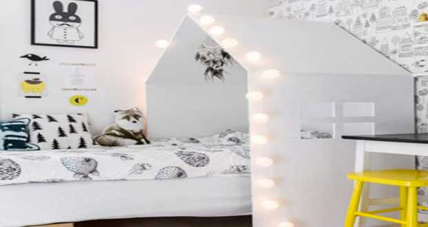 Une chambre de petite fille digne du2019une chambre de princesse
