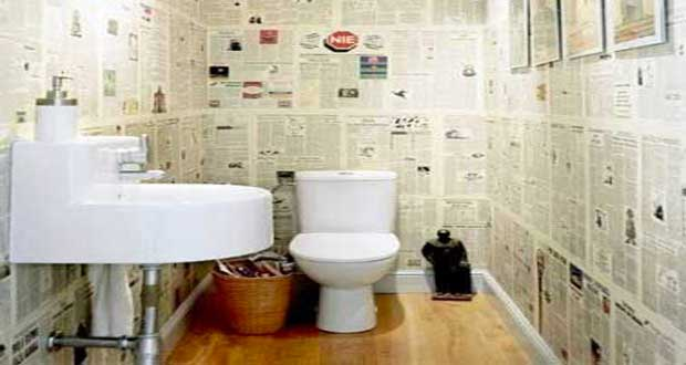 10 fa ons d 39 arranger la d co de ses wc deco cool for Idee wc