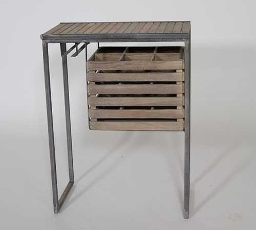 Des meubles de cuisine industrielle top tendance deco cool for Deco cuisine pour meuble metal