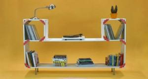 Bonne nouvelle pour les nuls en fabrication de meuble! dB Innovative lance Coin Coin ! Un système ingénieux pour fabriquer des meubles design et personnalisés, rapidement et sans outils.