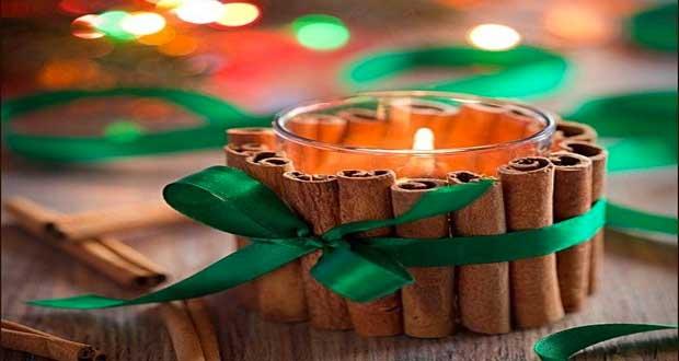 Les fêtes de Noël arrivent à grands pas. On pense à la déco de la table et du sapin de Noël avec des idées de guirlandes, bougies, boules de Noël à faire avec des objets originaux