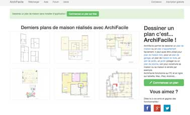 archi facile un logiciel plan maison archi simple - Faire Un Plan De Maison Facilement