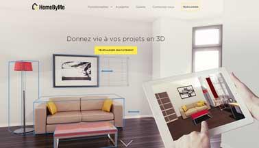 Ce logiciel de plan maison crée en partenariat avec des marques déco ...