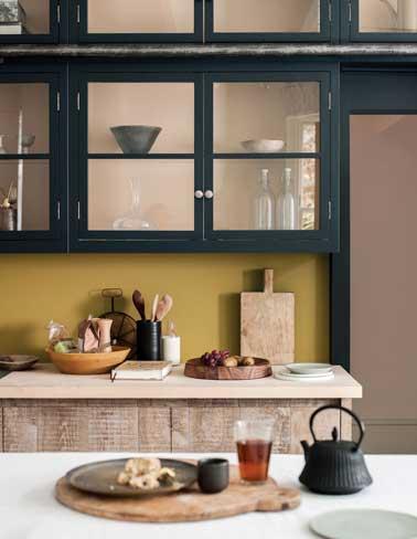 dulux valentine ocre dor c 39 est la couleur 2016. Black Bedroom Furniture Sets. Home Design Ideas