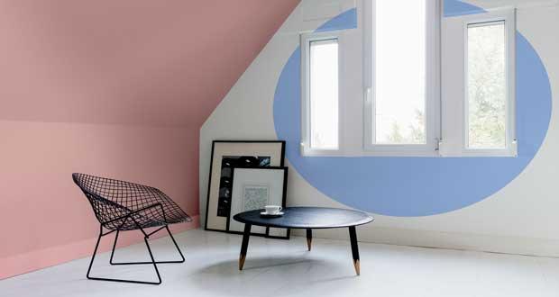 Peinture tollens rose quartz et serenity couleur 2016 - Couleurs de tollens toulouse ...