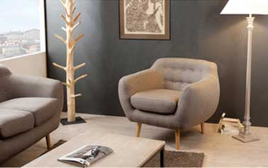 petit fauteuil lequel choisir pour une maxi d co. Black Bedroom Furniture Sets. Home Design Ideas