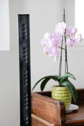 Parfaitement intégrable dans un grand espace design, le purificateur d'air TIP24 prend soin de votre santé et purifie l'air de la pièce