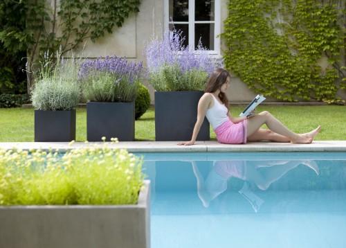 Salon piscine et jardin 2016 pour am nager votre ext rieur - Amenagement de salon de jardin ...