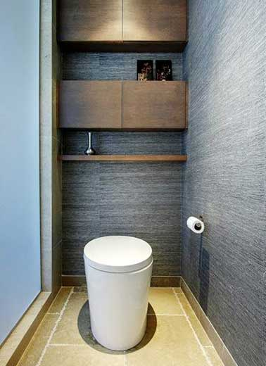 d co wc en bois. Black Bedroom Furniture Sets. Home Design Ideas