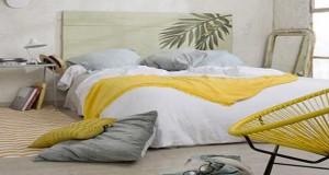 Une jolie tête de lit à fabriquer avec ces DIY pour une déco de chambre à l'esprit tendance récup. attisez votre créativité en détournant matériaux et objets de récup pour fabriquer une tête de lit avec ces idées déco et astuces originales