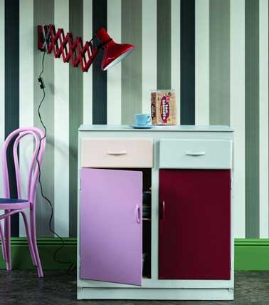 Peinture relooker ses meubles pour pas cher for Peinture pour porte de cuisine