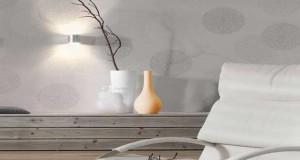 Lepapier peint impose son style déco dans nos intérieurs. Papier peint design pour le salon, vintage dansla cuisine ou la chambre, intissé imitation pierre ou brique Le papier peint a du style dans nos maisons