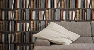 Le papier peint confirme sa tendance d co - Bibliotheque leroy merlin ...