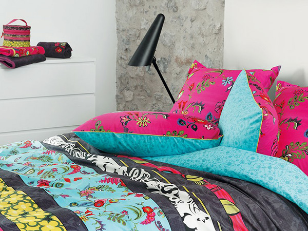 soldes housses de couette amazing solde linge de lit avec. Black Bedroom Furniture Sets. Home Design Ideas