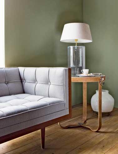 peinture les nouvelles couleurs tendancetollens et flamant. Black Bedroom Furniture Sets. Home Design Ideas